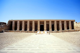 Abydos - The Temple of Seti